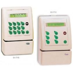 SY-711 / SY-715 Terminales de tarjeta