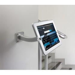 Terminal de control de presencia y accesos con huella dactilar