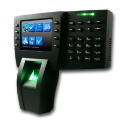 Terminal de control de presencia y accesos de alta gama