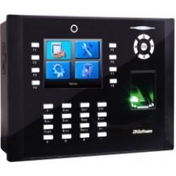 Terminal de control de presencia y accesos de alta gama.