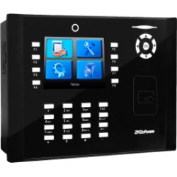 Terminal de control de presencia y accesos de alta gama con tarjeta de proximidad